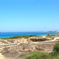 View from Tombs of the Kings, Paphos