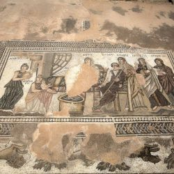 Paphos Mosaics, The House of Orpheus